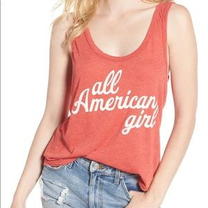 Wildfox All American Girl Tank